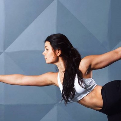 Yoga im Fitnesscenter Lemperg